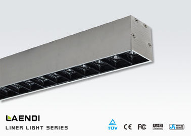 China 15w 3ft Led Batten Light 100-240vac 900m Slimline Fluorescent Batten supplier