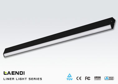 China 100lm/W 3ft 4ft 5ft Batten Light 15w , Led Fluorescent Batten For Museum Lighting supplier