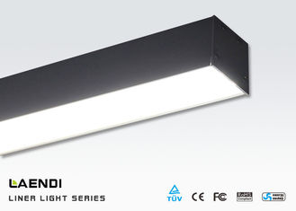China IP20 Led Batten Light Aluminous Housing For Food Processing Room supplier
