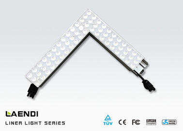 China 1200mm Surface Mounted Linear Light  / 50w Led Pendant Light For Subway Lighting supplier