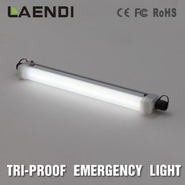 China 600mm Emergency LED Tube Light 18 Watt 4500K 3 Hours TUV Approved supplier