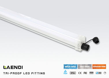 China Surface Mounted Ip65 Tri Proof LED Light  T8 Tube 900mm 24w Tuv Approved factory