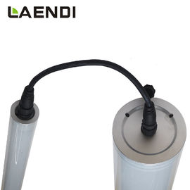 China 60W LED Tri Proof Light IP69K 1200mm High Impact IK10 Test , LED Batten Light factory