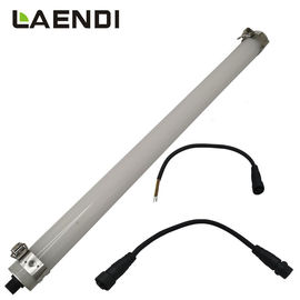 Waterproof 30w Slimline Fluorescent Batten 2ft  Car Wash 100lm/W