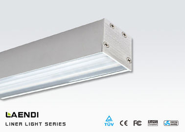 Supermarket Led Linear Batten Light 36W Up And Down Emitting 1500mm