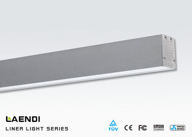 China Brightness LED Linear Lighting 100lm/W 150cm 25w For Shop Lighting factory