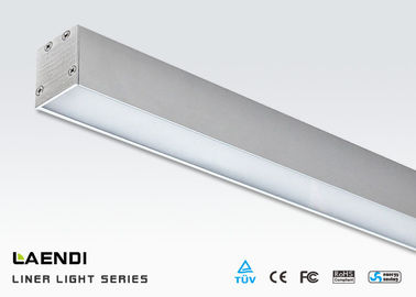 China Recessed LED Linear Lighting 0.9m 15w 3000K Warm White For Subway factory