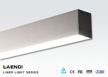 China Pure White Led Offfice Lighting 1500mm 36w Industrial Linear Lighting 1.5m 5000K factory