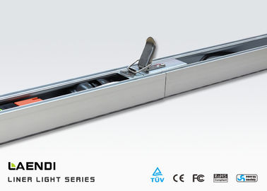 Shopping Mall Surface Mounted Linear Fluorescent 1.7m 70w Batten Light 120lm/W