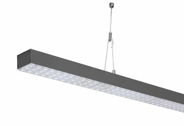 Double Polarized Surface Mounted Linear Led Lights 25degree 1720mm For Shelf