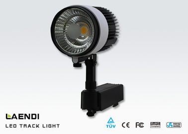 China Dimmable Focus Led Track Spotlight 60° Beam Angle For Museum Lighting factory