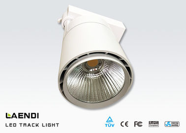 Wall Ceiling Track Light High Cri 80 5000lm Luminous For Chain Stores