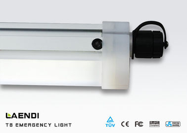 China 3 Hours Emergency LED Tube Light / Led Linear Tube Lighting T8 1.5m factory