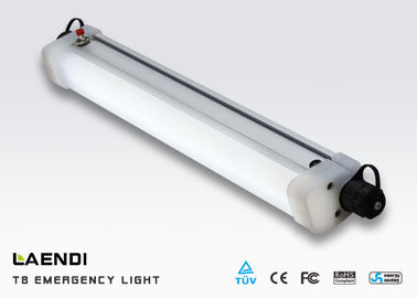 Ip65 Emergency Fluorescent Light 25W 1.5M Rechargeable Battery