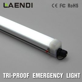 100lm/W Emergency LED Tube Light 1200mm , T8 Led Emergency Light For Garage